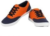 T T S Canvas Shoes (Blue)