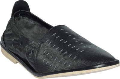 Shoe Bazar Leather Sole Casual Shoes