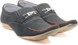 Skylark Black Synthetic leather Loafers ...