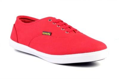 Fentacia Red Sneakers Sneakers