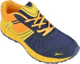 Porcupine Running Shoes (Yellow, Navy)