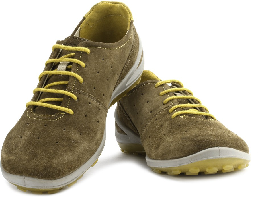 Woodland Outdoors Shoes(Brown)