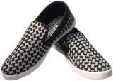 Evok Canvas Shoes (Black)