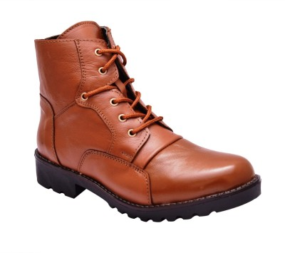 Bxxy Genuine Leather Boots