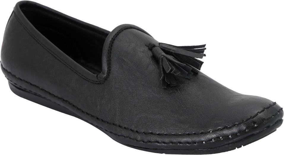Vittaly Stylish Loafers(Black)