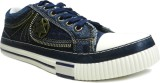 Fast Trax Canvas Shoes (Blue)