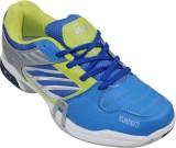 Vijayanti Tennis Shoes (Blue, Green)
