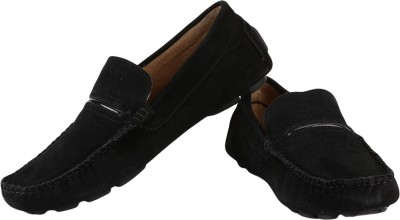 Harper Woods Solid Charm Loafers