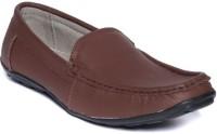 Om Overseas Loafers(Brown)