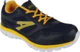 Adreno Sports 6 Running Shoes (Blue, Yel...