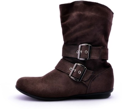 Bruno Manetti Aiimaa Boots(Brown)