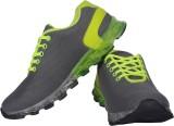 DLS Walking Shoes (Grey, Green)