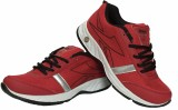 Hitway Running Shoes (Red, Black)