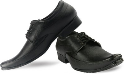 Firemark Leather Lace Up Shoes