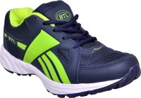 Hitcolus Navy Blue & Green Running,Walking Sports Shoes Running Shoes, Walking Shoes best price on Flipkart @ Rs. 499