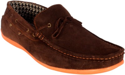 Merashoe Msc8025-Brown Loafers