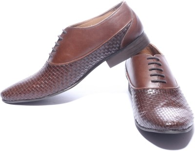 Burkley Inkfruit Formal Lace Up