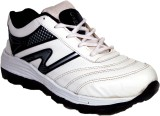Comzo Swift White and Blue Running Shoes...