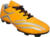 Hitmax Fire 357 Football Shoes (Yellow)
