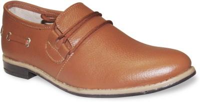 Sapatos Tan Genuine Leather stylish Corporate Casuals