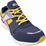 Proase Running Shoes (Grey, Yellow)