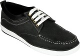 D61 2107 Black Casual Shoes (Black)