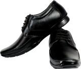 Cognisol Italian Black Lace Up Shoes (Bl...