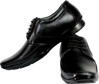 Cognisol Italian Black Lace Up Shoes