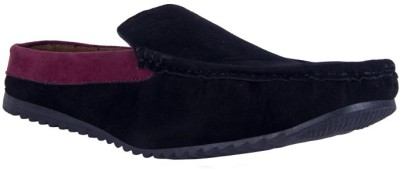 Adam Step Black Loafers