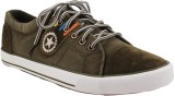 Aalishan Casual Shoes (Olive)