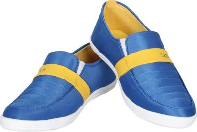 Zezile Blue Loafers