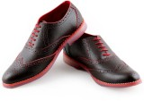Devils Marc Jacob Brown-Red Casual Shoes...