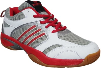 Zeefox 3300FRW Badminton Shoes(White)