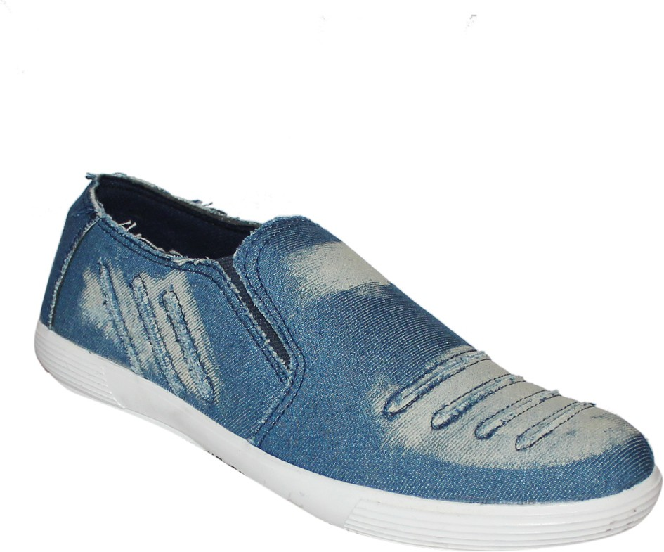 Baba Enterprises Casuals(Blue)
