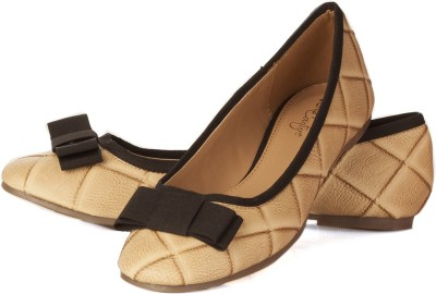 Vero Couture Bow Toe Textured Bellies
