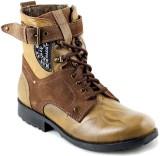 Richfield Rado Zeus Teak Boots (Tan)