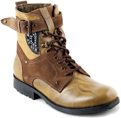 Richfield Rado Zeus Teak Boots