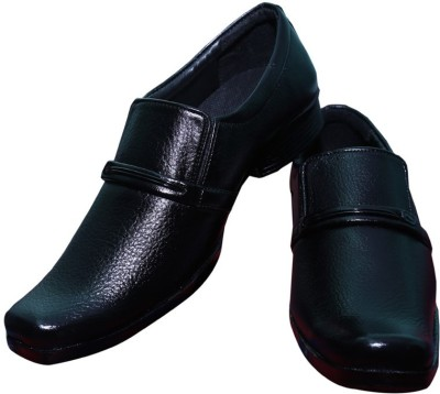 Black Bull Xjohn-Black-1 Party Wear Shoes