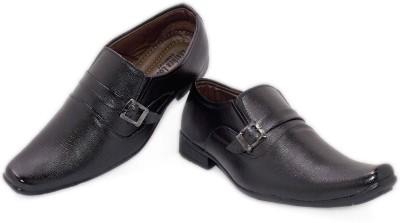 Leather Like Designer Monk Strap