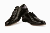 Bacca Bucci Men black Lace Up Shoes best price on Flipkart @ Rs. 924