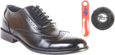 Urban Nation Hand Crafted Brogue Shoe Lace Up