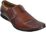 Fescon Glamour Casual Shoes (Brown)