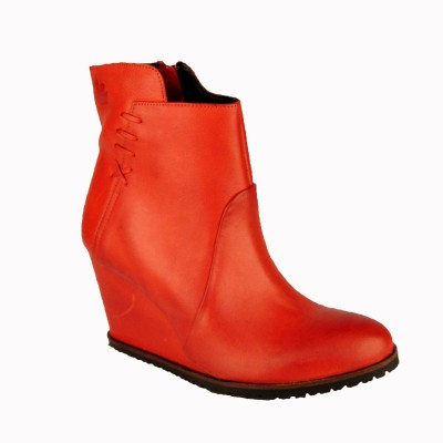 Salt N Pepper 13-430 Fevi Red Boots