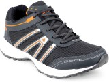 Rich-N-Topp Running Shoes (Grey, Orange)