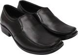Vaova Genuine Leather Slip On (Black)