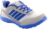 Porcupine Laced Running Shoes (Blue)