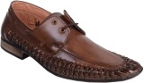 Shoebook Men`s Shoes Lace Up (Brown)