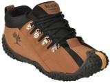 Alex Alex Running Shoes (Brown)