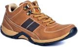 Footlodge 020-Tan Casual Shoes (Brown)