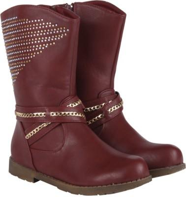 Cutecumber Chain Style Boots